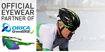 Bolle - Continuing Partnership to OricaGreenEDGE Cycling Team