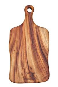 Fab Slabs Fab Slab Medium Paddle Chopping Board made from camphor laurel