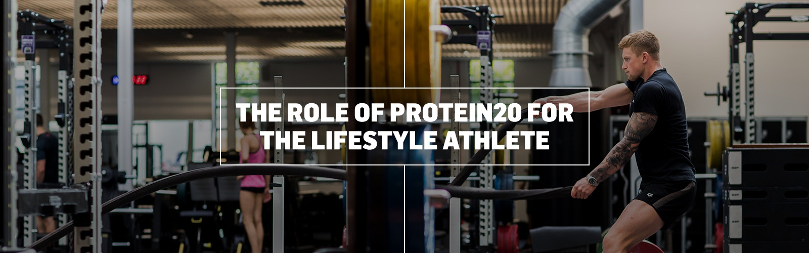 SIS - The role of protein for the lifestyle athlete