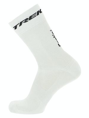 Santini Trek Segafredo Team Socks White