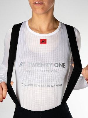 Twenty One Cycling Factory Lightweight LS base layer - Women