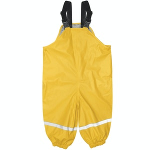 Silly Billyz Large Yellow Waterproof Overall