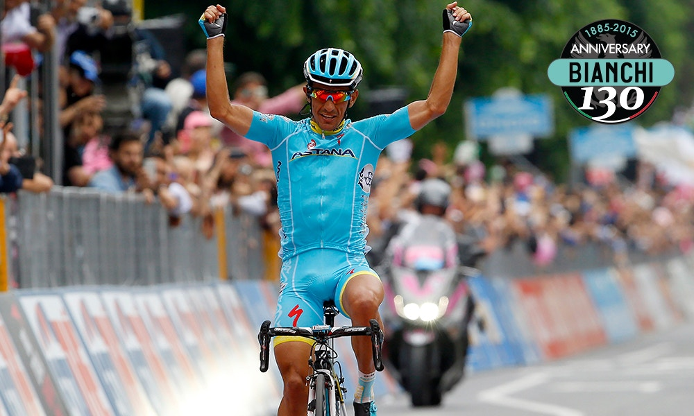 Stage 9 to Astana, Aru Gains 1 Sec on Contador + Porte