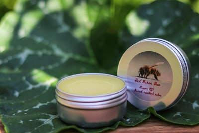 Red Baron Bees Bugger Off! Insect Repellent salve
