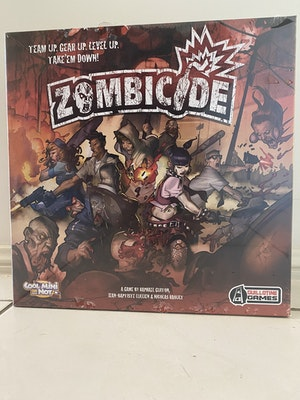 Zombicide - Still in Plastic