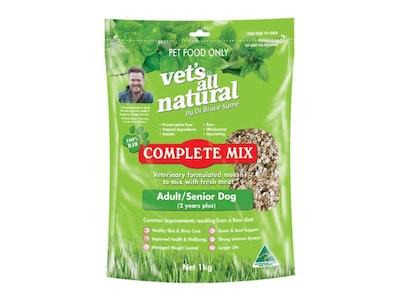 Vets All Natural Adult/Senior Dog Complete Mix