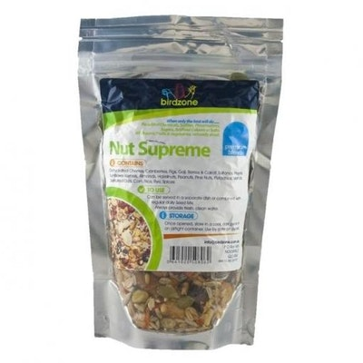 Bird Zone Birdzone Nut Supreme 250g