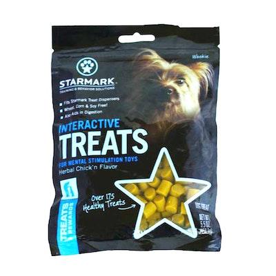 Starmark Interactive Dog Treats for Mental Stimulation Toys 156g