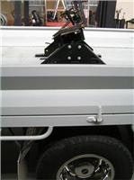 Iveco with hitch gear set-up