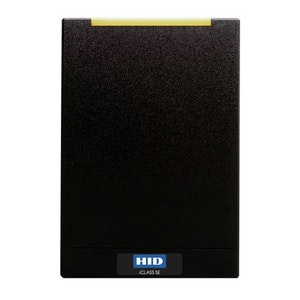 HID Global iCLASS SE R40 Mobile Ready BLE Smart Card Reader