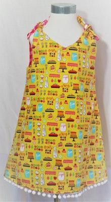Handgrown Threads Dress - Size 2 - Cakes