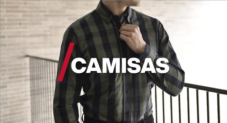 Camisas casuales y formales para Hombre Befit