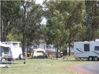 Kui's Sommerville Valley Tourist Park combines relaxed Qld bush holiday with luxury facilities