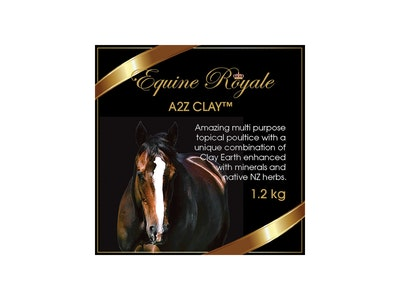 Equine Royale A2Z Clay