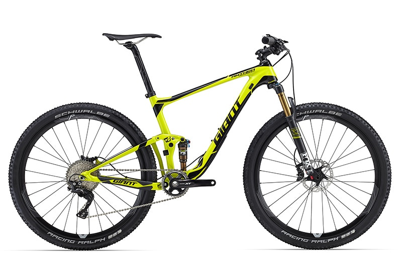 "Anthem Advanced 27.5 1, 27.5"" Dual Suspension MTB Bikes"
