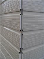 Cladding sheets have there own additional insulation