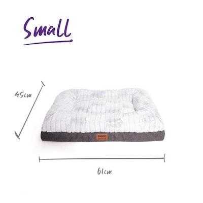 Kazoo Dog Bed Cloud Comfort Grey