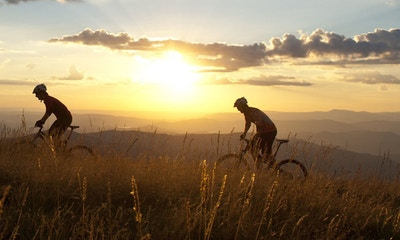 Die Evolution des Mountainbiking