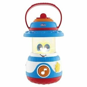 Chicco Elliot Camping Lover Musical Toy