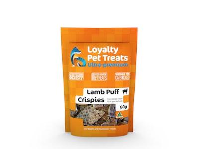 Lamb Crispies (Lamb Puff) 60Gm