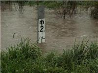 Tarago River heads for 2m at Glen Cromie Caravan Park