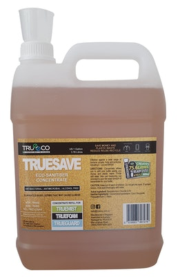 Trueeco TRUESAVE CONCENTRATE 3.78L (Creates 75.6 Litres READY2USE)