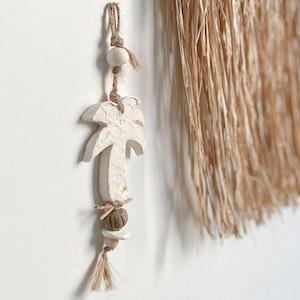 Caroline C Estilo Palm - White