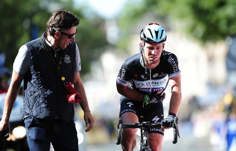 Cavendish Crashes
