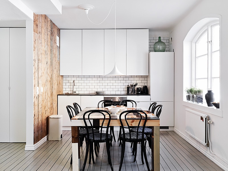 5 Ways To Inject Style In Small Kitchens