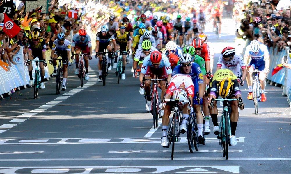 Caleb Ewan fue el Mejor Sprinter en la Etapa 11 del Tour 2019