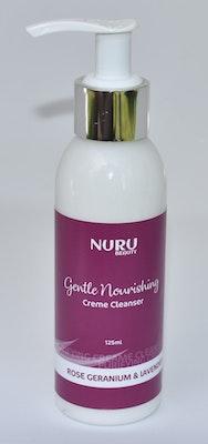 Nuru Beauty Gentle Nourishing Creme Cleanser
