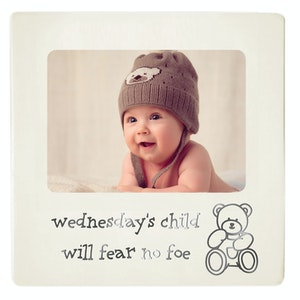 Dakota Baby Photo Frame Wednesdays Child