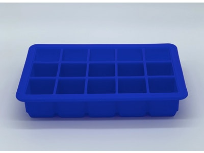 My Little Tummy Baby Food Ice Cube Tray with Lid