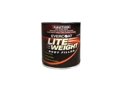 Lite Weight Body Filler 3Lt