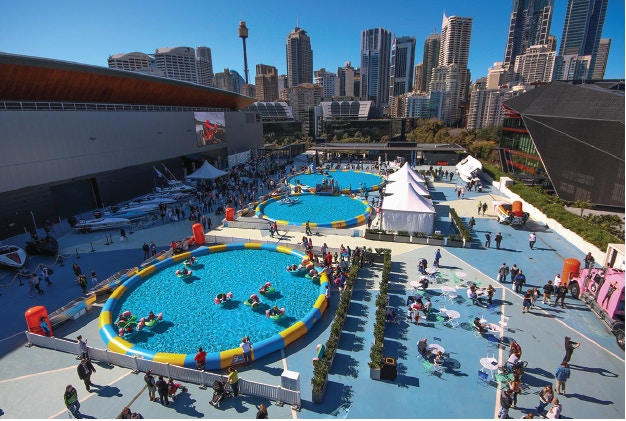 Fishermen, Boaties & Divers unite for the Sydney International Boast Show