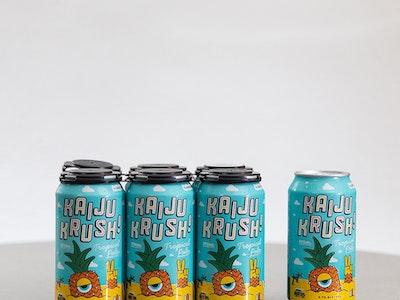 Kaiju Krush Tropical Ale 6 pack