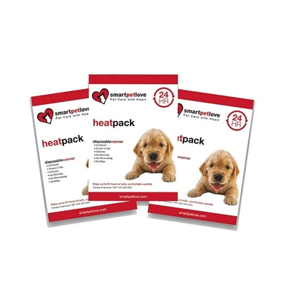 SmartPetLove Smart Pet Love Replacement Heat Pads for Snuggle Puppy Three Pack