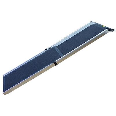 Zeez Deluxe Telescoping Lightweight Aluminium Pet Ramp