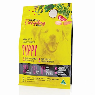 HEALTHY EVERYDAY PETS Puppy Dry Dog Food