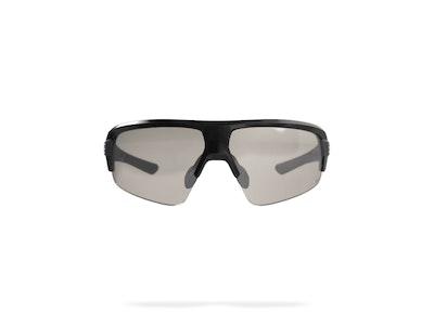 Impulse Sport Glasses - Photochromic Lens Glossy Black  - BSG-62PH-BK-NS