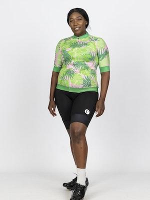 Fondo Women's Short Sleeve Cycling Jersey l Aloha
