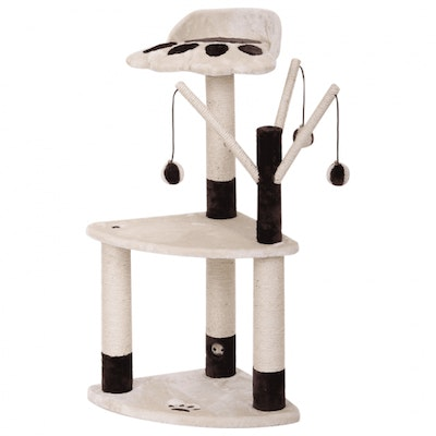 Petpals Paws 3 Tiers Furniture Scratching Tower