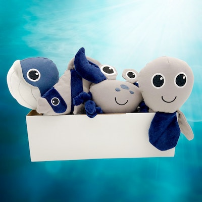 All For Paws Under the Sea Toy Pack