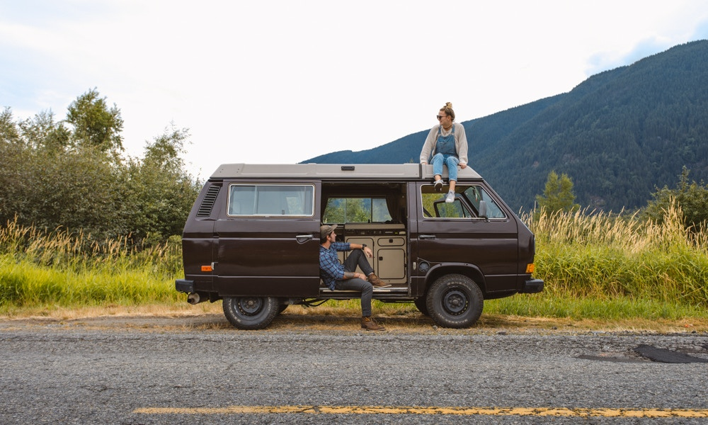 Van Life The Ultimate Freedom