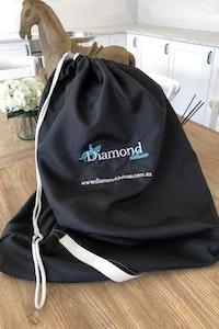 Diamond Deluxe Horsewear The Deluxe Bag