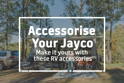 Top 5 accessories for your Jayco