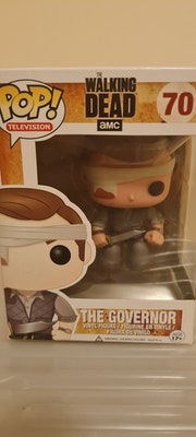 The Governor (bandaged)
