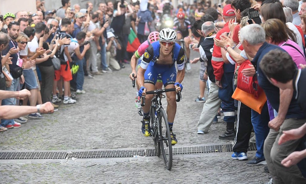 Another Giro Stage Win for Etixx