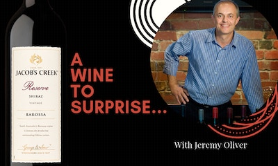 A wine to surprise...