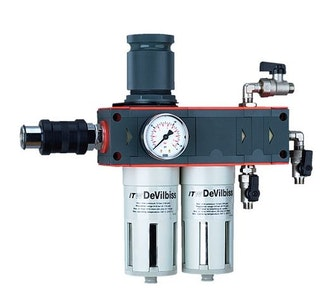 DVFR-2 Filter Regulator Coalescer